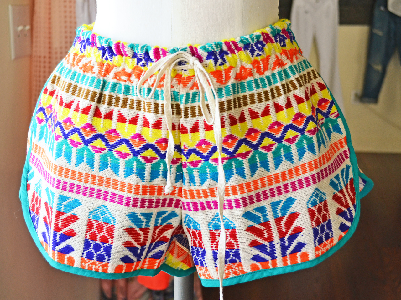 Great shorts at Collections that look great with any top.
