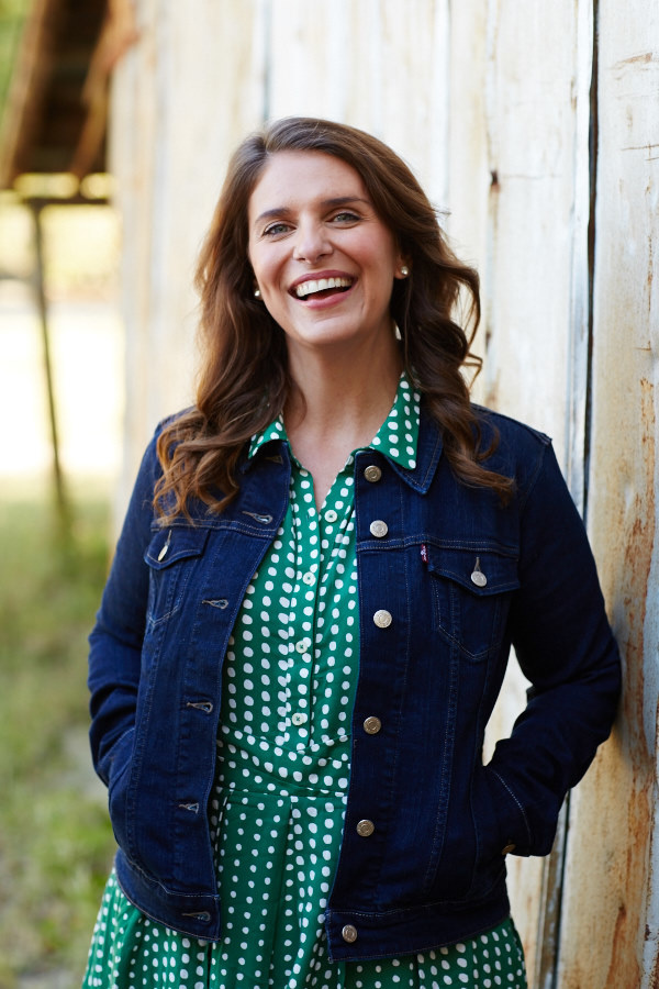 Chef Vivian Howard of A Chef's Life on PBS and The Chef & The Farmer in Kinston, NC can add best-selling author to her credentials, for her book Deep Run Roots: Stories and Recipes from My Corner of the South.Image | Stacey Van Berkel