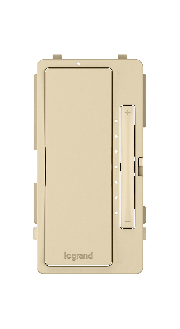 Interchangeable Face Cover for Multi-Location Master Dimmer, Ivory