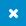 Close dialog box icon