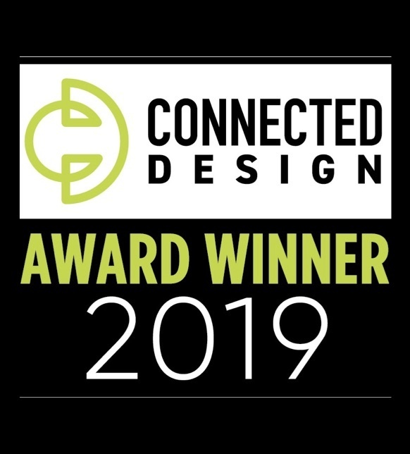 Connected Design Award Winner