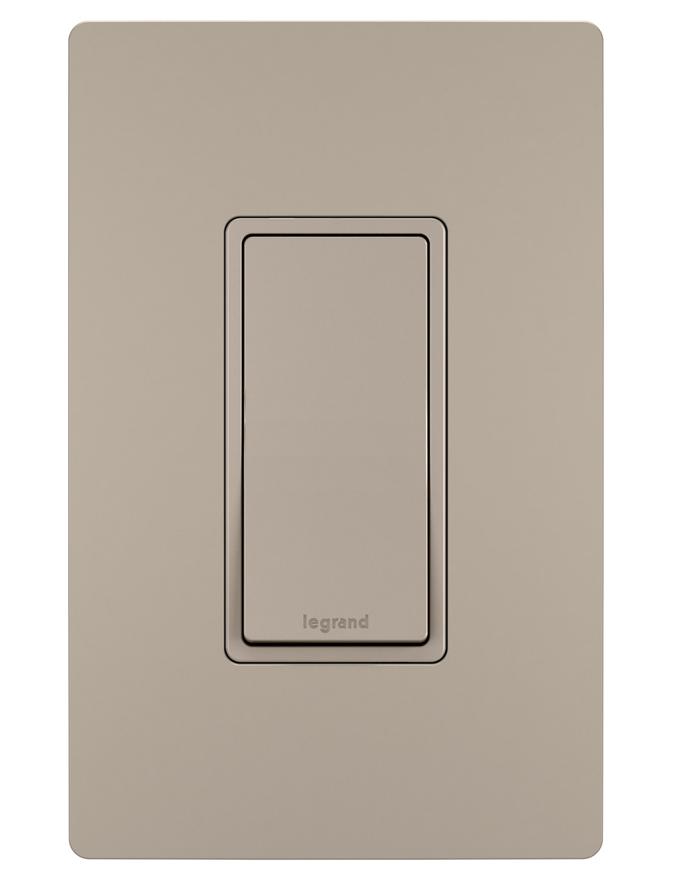 In-Wall 1500W RF Switch, Nickel