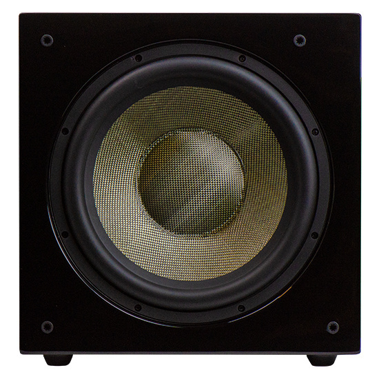 "12"" Nuvo Woofer - Front"