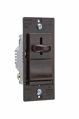 LS Series Low Voltage Slide Dimmer, LSLV603P