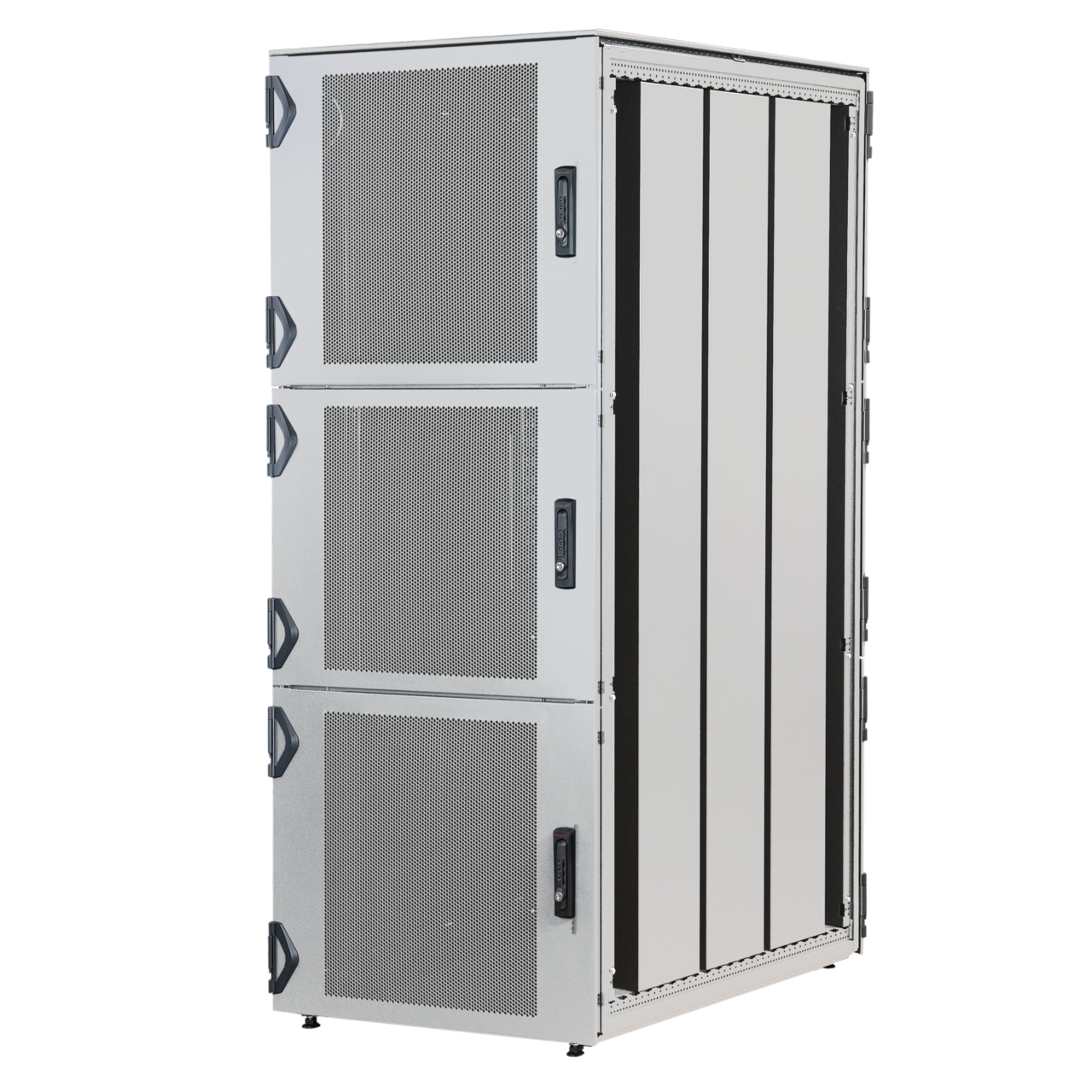 Image for VARISTAR Colocation RAL 7035 from Schroff - North America