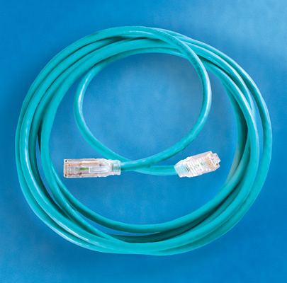Clarity 6 Modular Patch Cord, 7', blue, OR-MC607-06