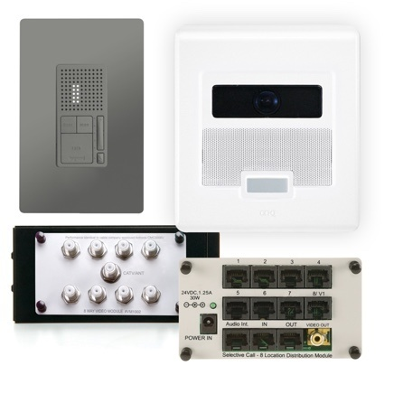 Legrand Intercom, Video and Voice