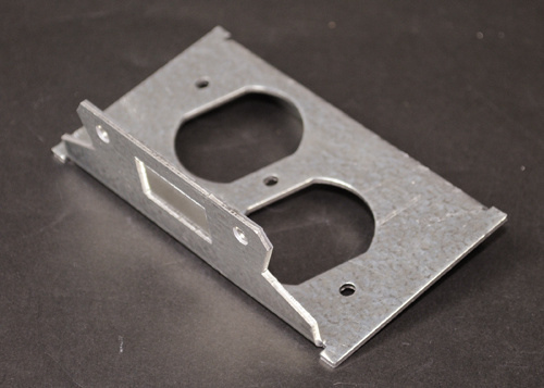 Internal Duplex Receptacle Bracket, RFB6DP