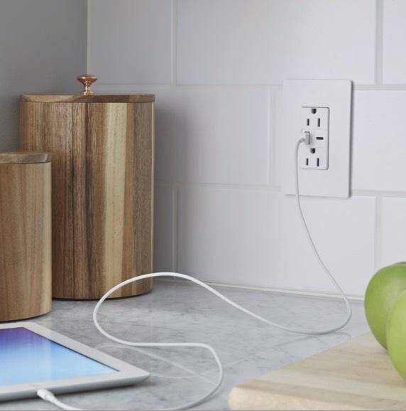 USB Outlets - radiant