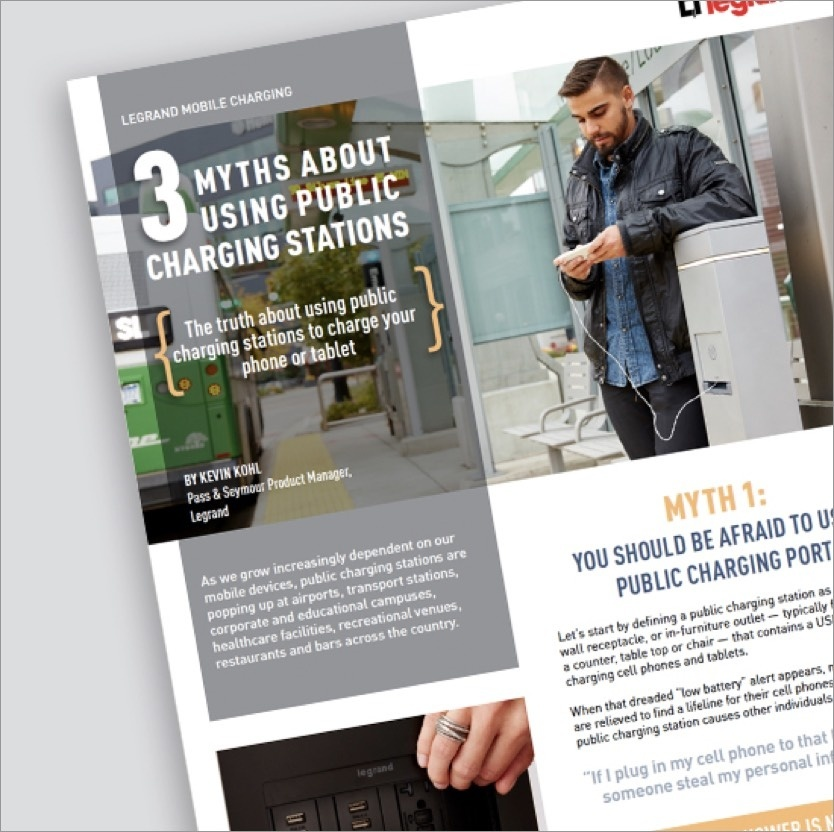 3 myths about using public charging stations - white paper