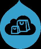 Acquia Commerce logo