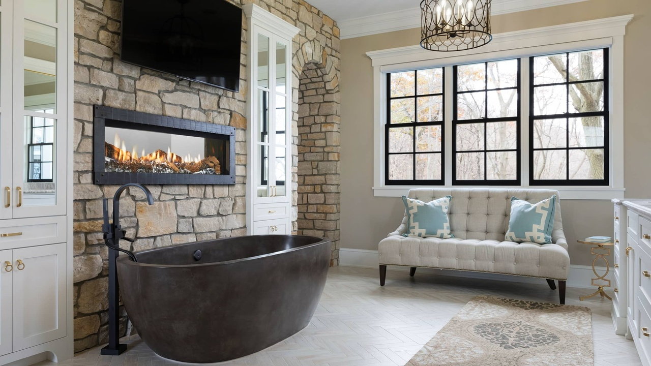 Unique Fireplace Design Ideas Thinking Beyond The Living Room