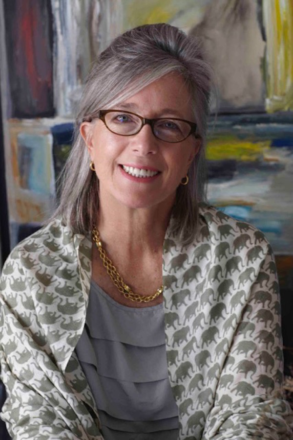 """Gray is great!"" says Flower magazine editor Margot Shaw."