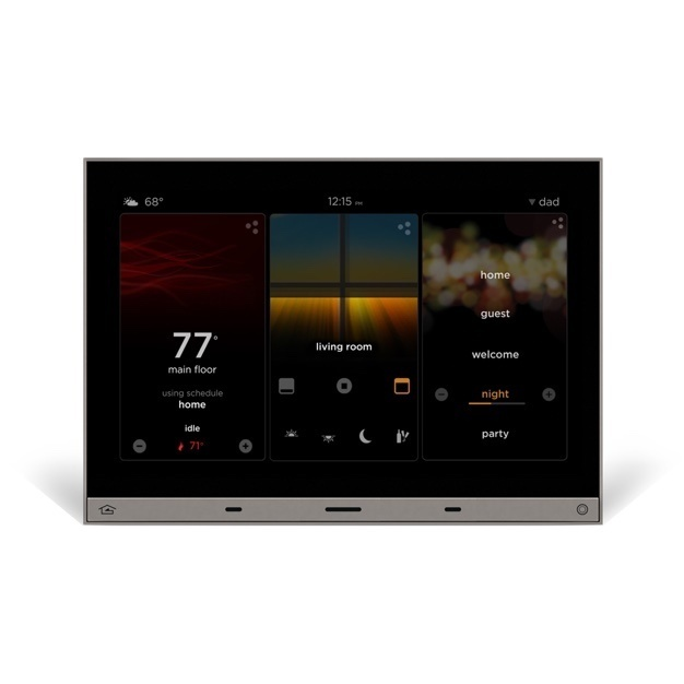 vantage home control system