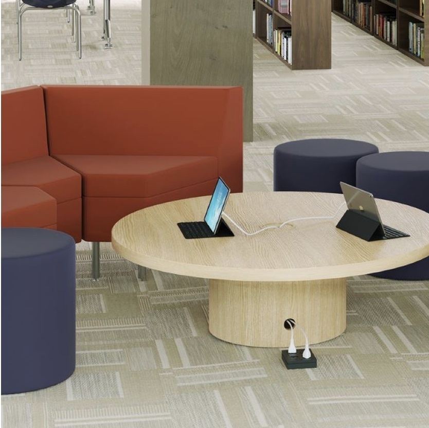 Connectrac flex in library
