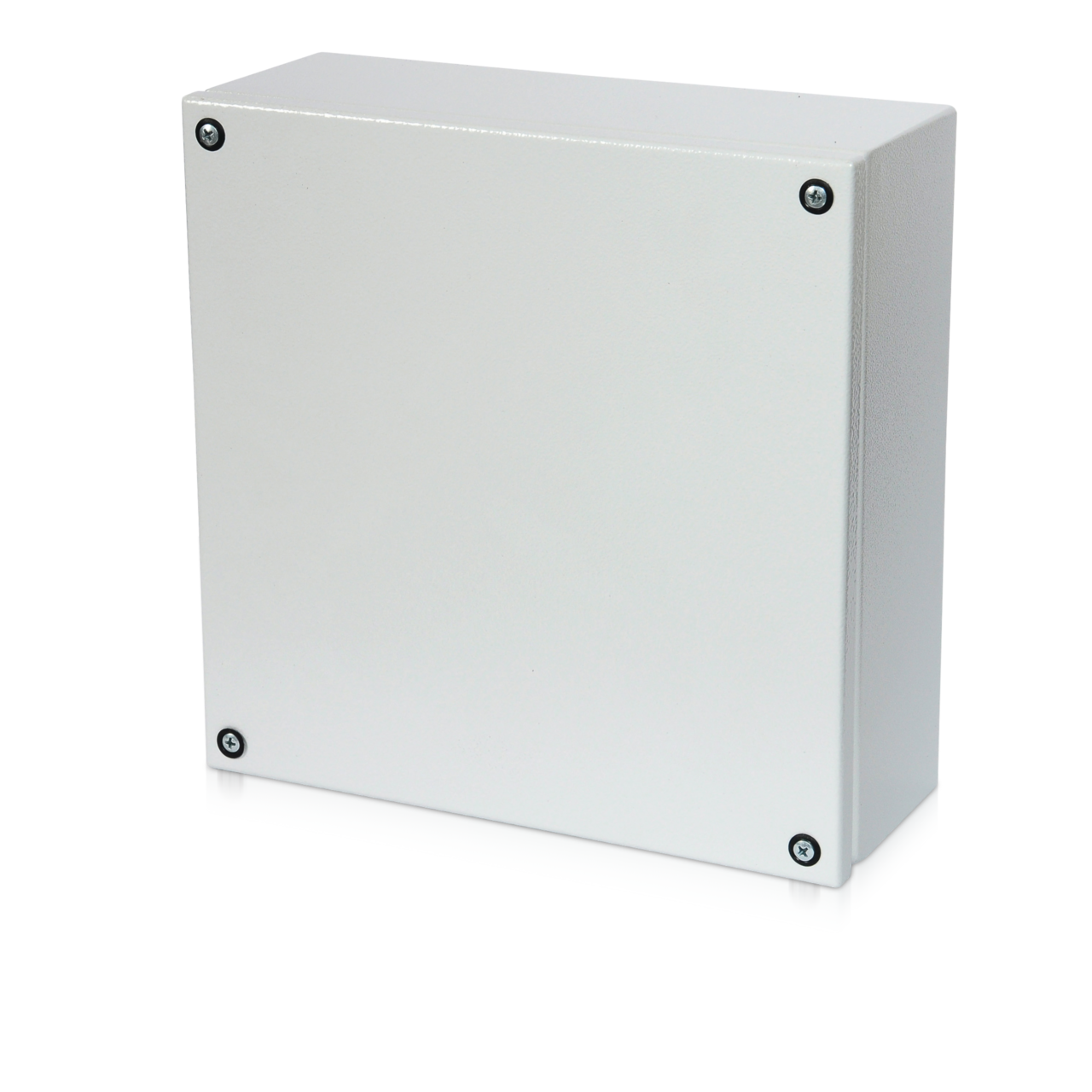GL66 Mild Steel Screw Cover Wall-Mount Enclosures
