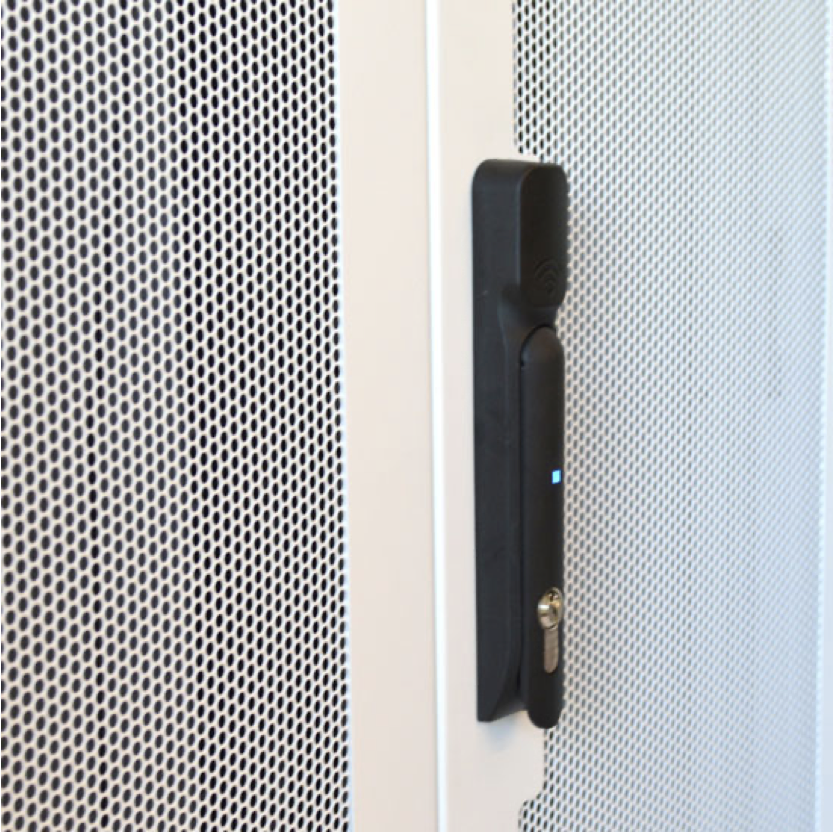 Smartlock for Data Center cabinets