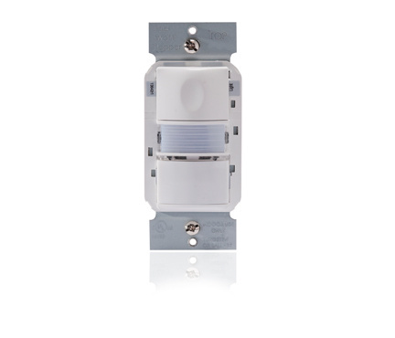 Passive Infrared Multi-way Wall Switch Sensor with Nightlight