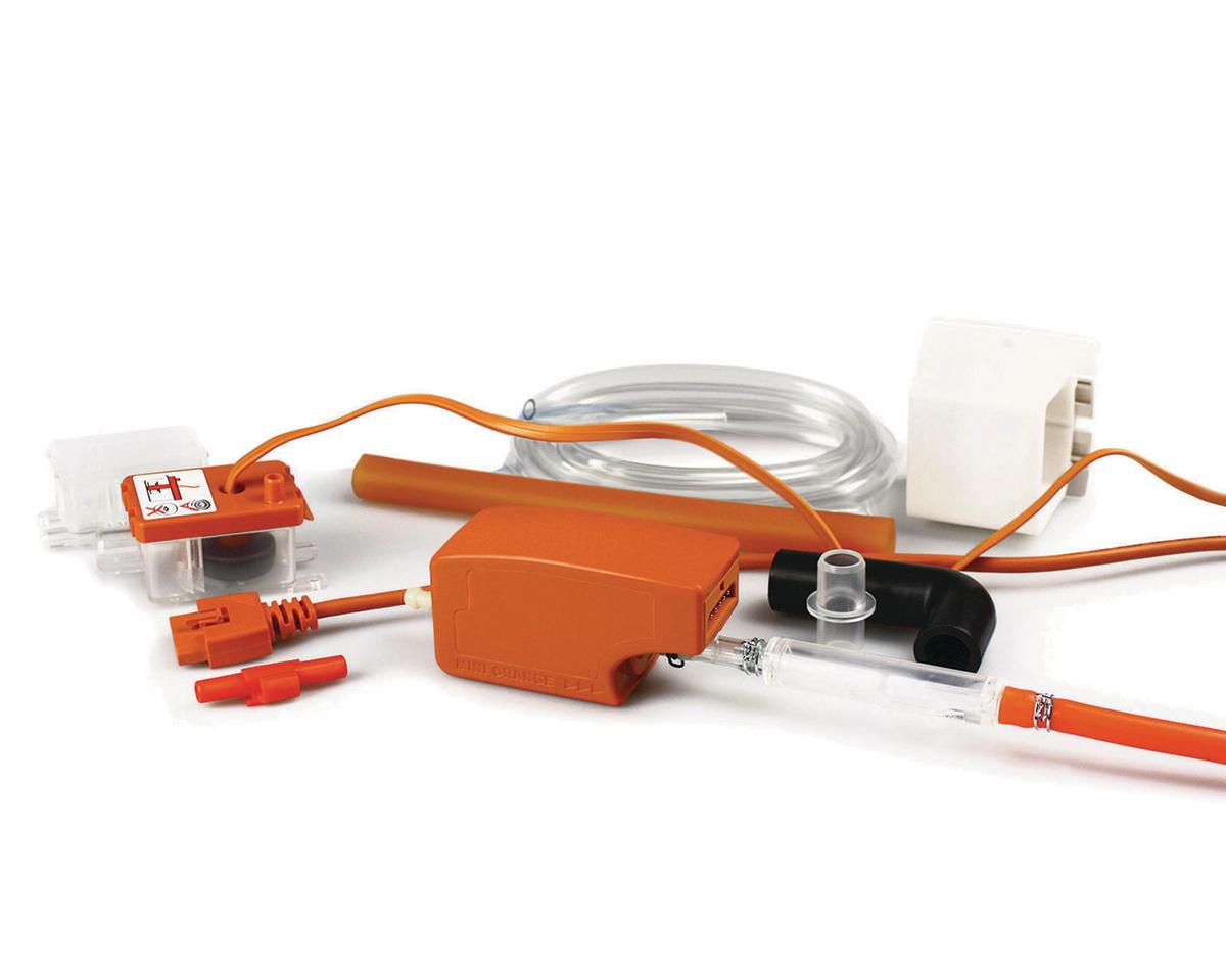 Aspen Pump Orange Series