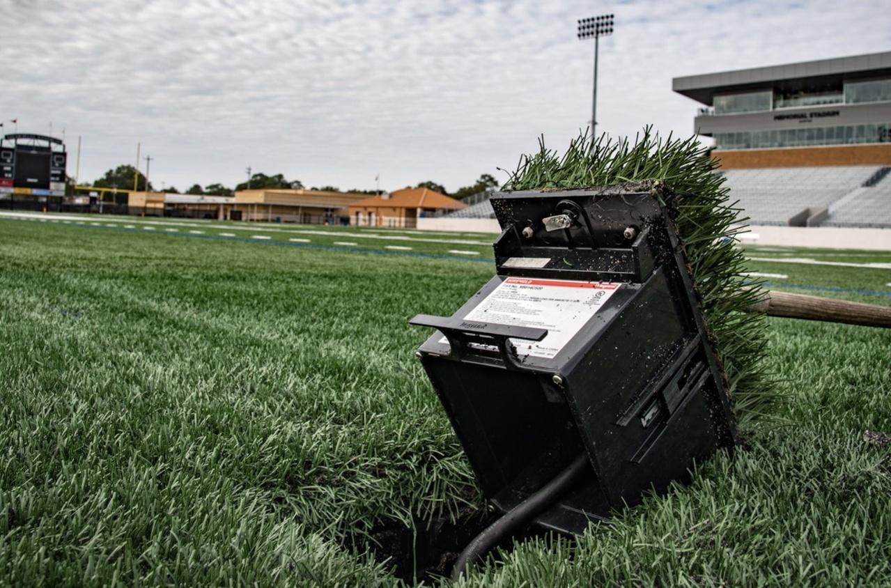 Outdoor Ground Box