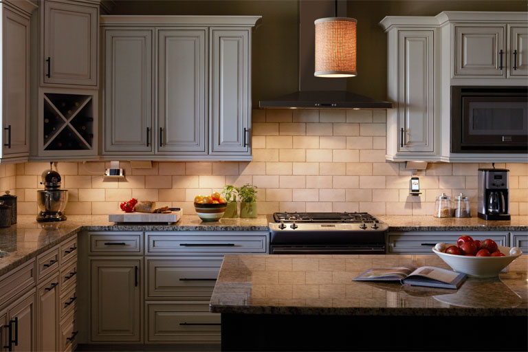 Traditional Kitchen Design & Lighting | Design better with ...