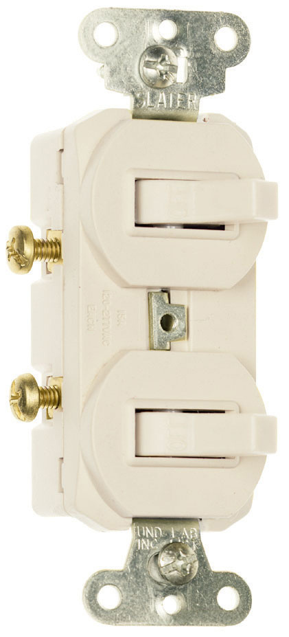 Non-Grounding Combination Switches, 696LA