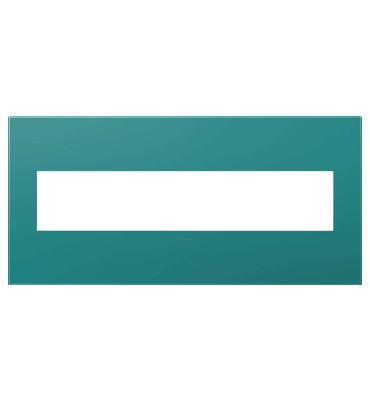 adorne 5-Gang Turquoise Wall Plate