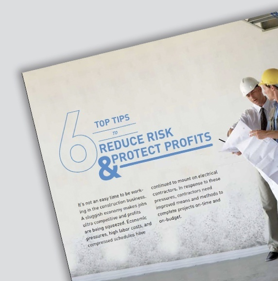 6 Top Tips to Reduce Risk and Protect Profits Resource