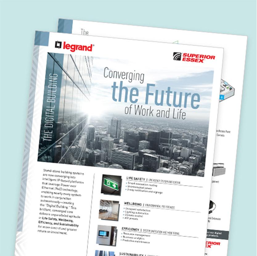 Digital Building Data Sheet