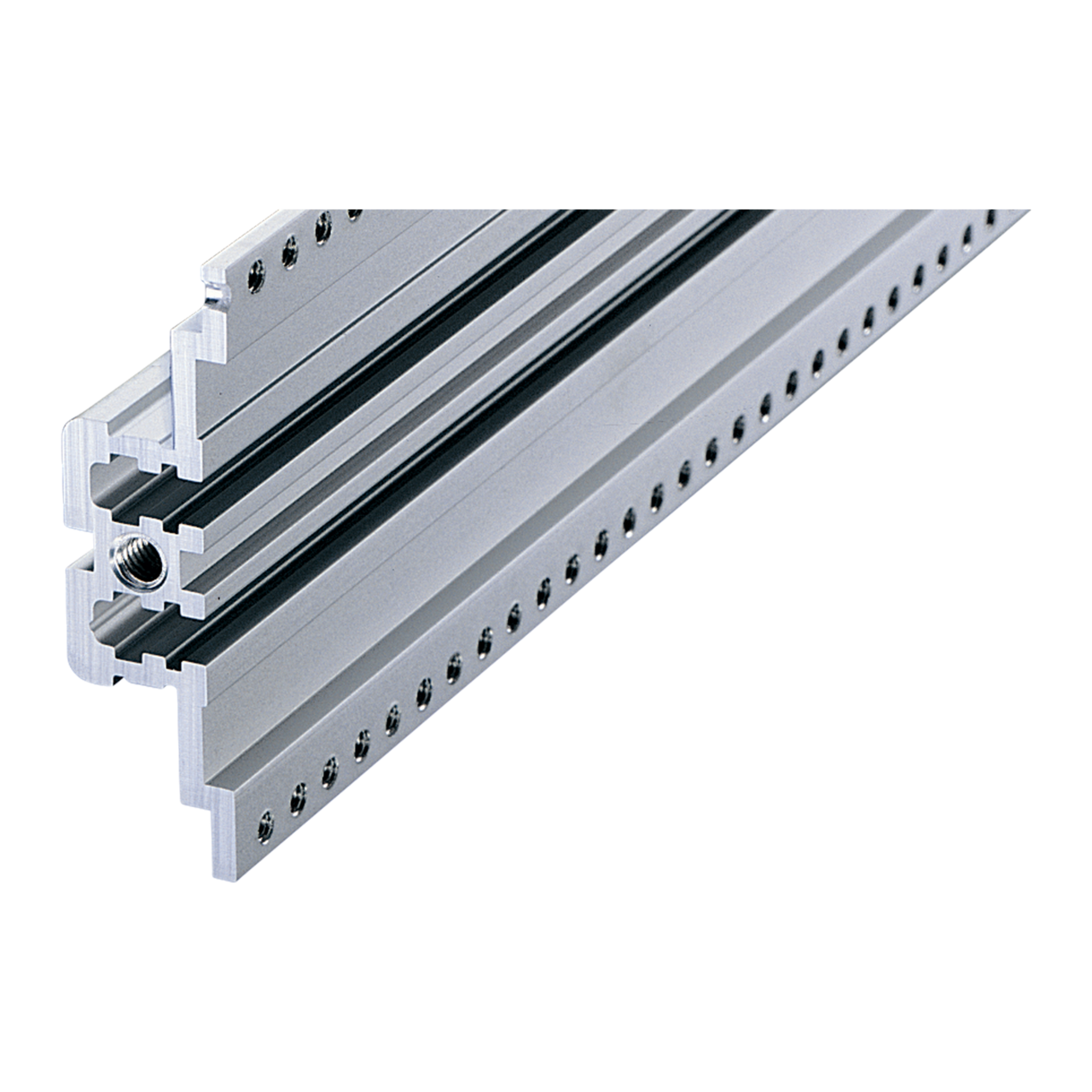 Image for Horizontal rail, rear, center, type MZ from Schroff - Asia Pacific