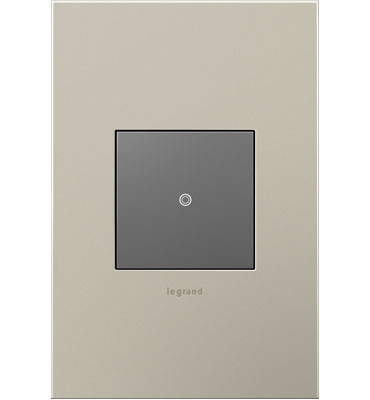 adorne Magnesium SofTap Switch