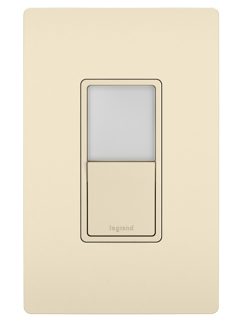 Night Light with Single-Pole, 3-Way Switch, Light Almond