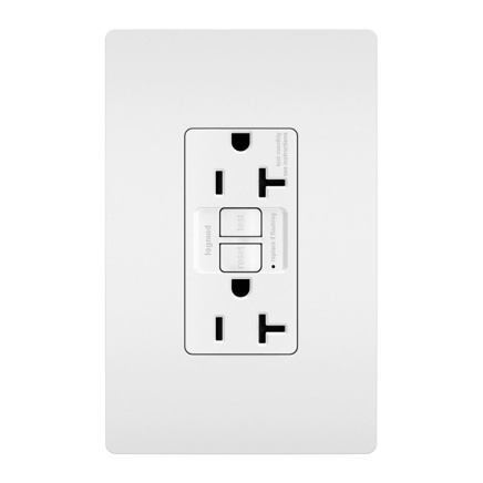 plugtail gfci outlet