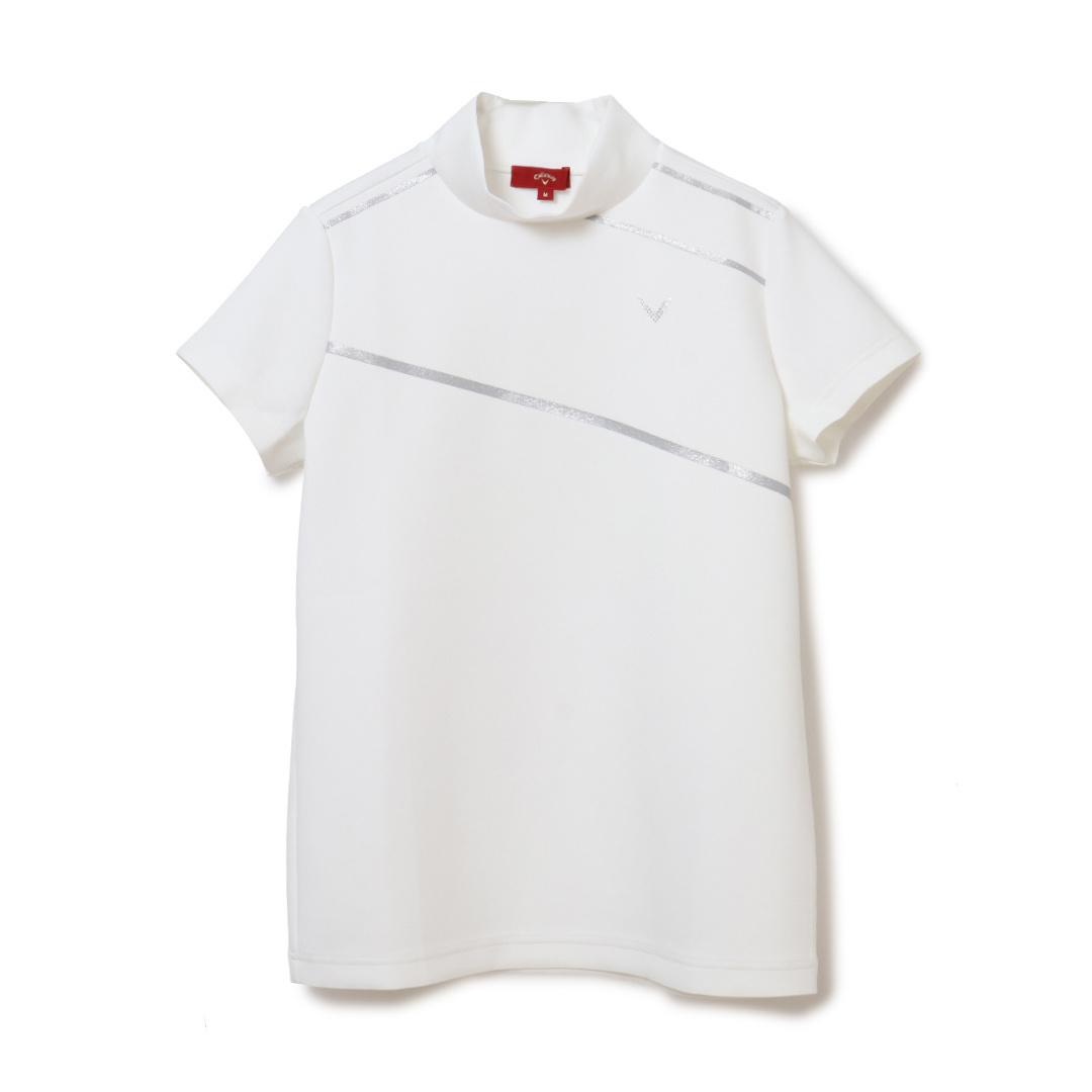 CALLAWAY RED LABEL 【オンラインストア限定】シルキータッチスムース半袖シャツ (WOMENS)