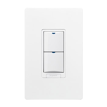 LVSW-102 With Wallplate