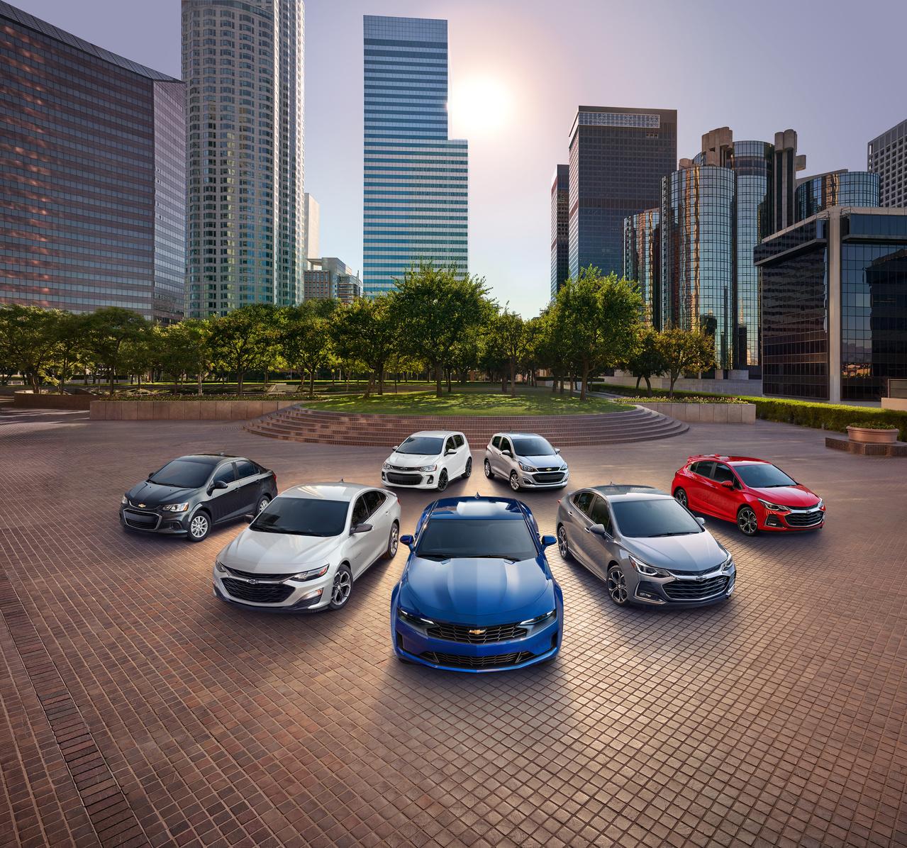 Finance your new Chevrolet in Johnson, TN