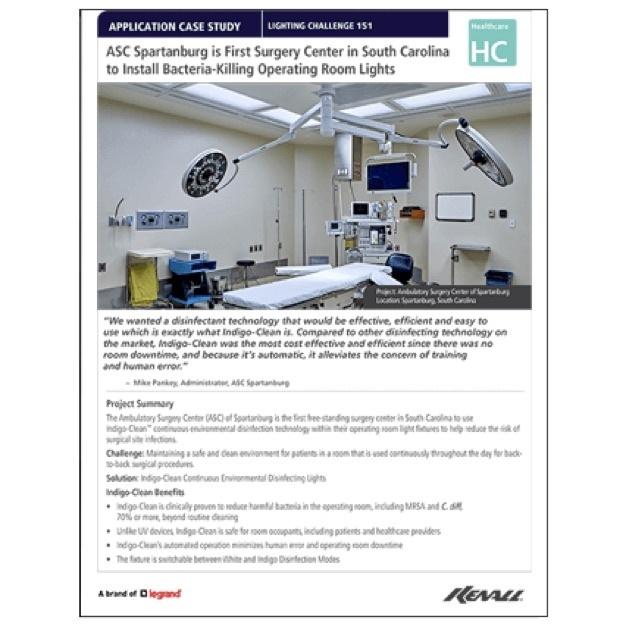 ASC Spartanburg case study