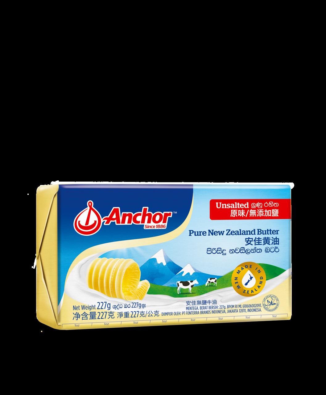Anchor Unsalted Butter