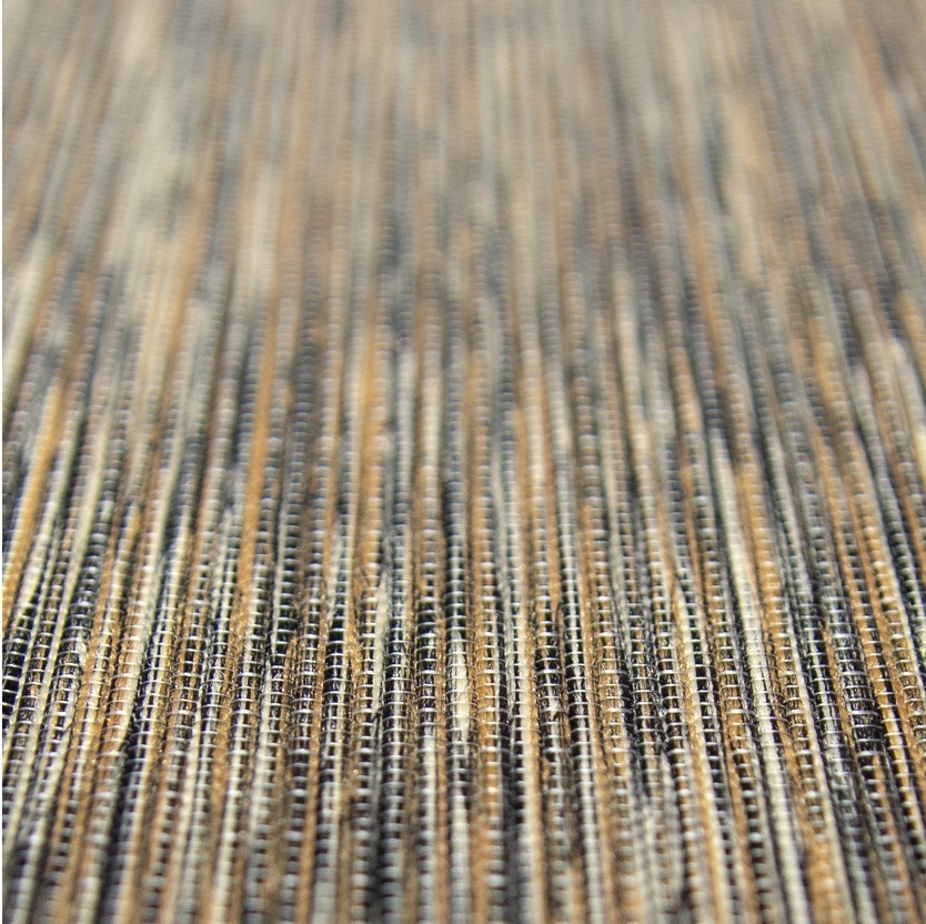 Close up detail of Qmotion Fabric Collection