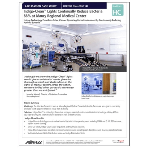 Maury Regional Medical Center case study