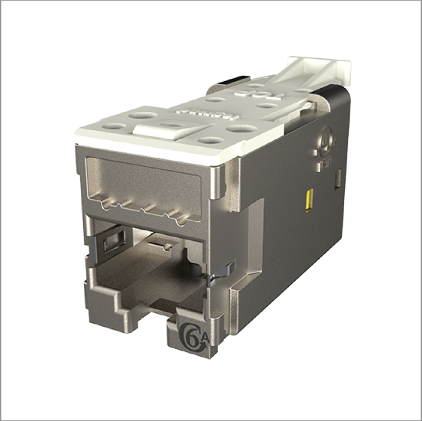 Shielded High Density Jack