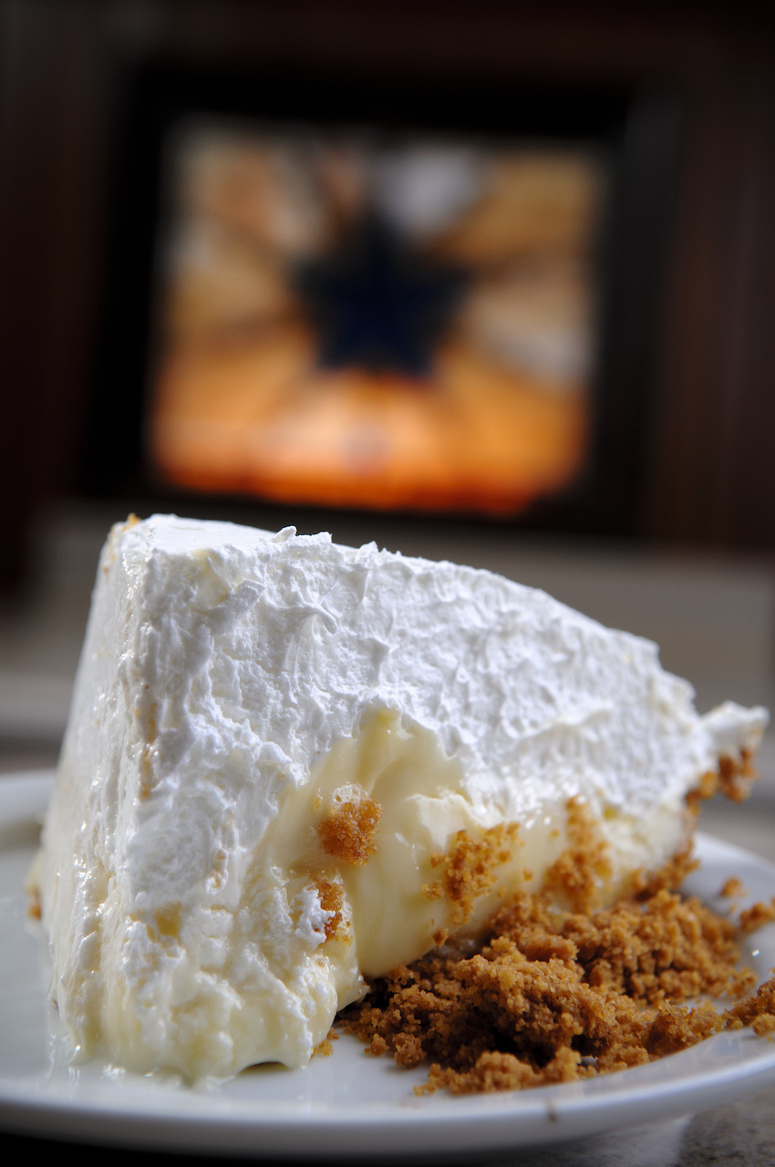 The award-winning lemon icebox pie is a perennial favorite at The Bright Star. Image: Nik Layman