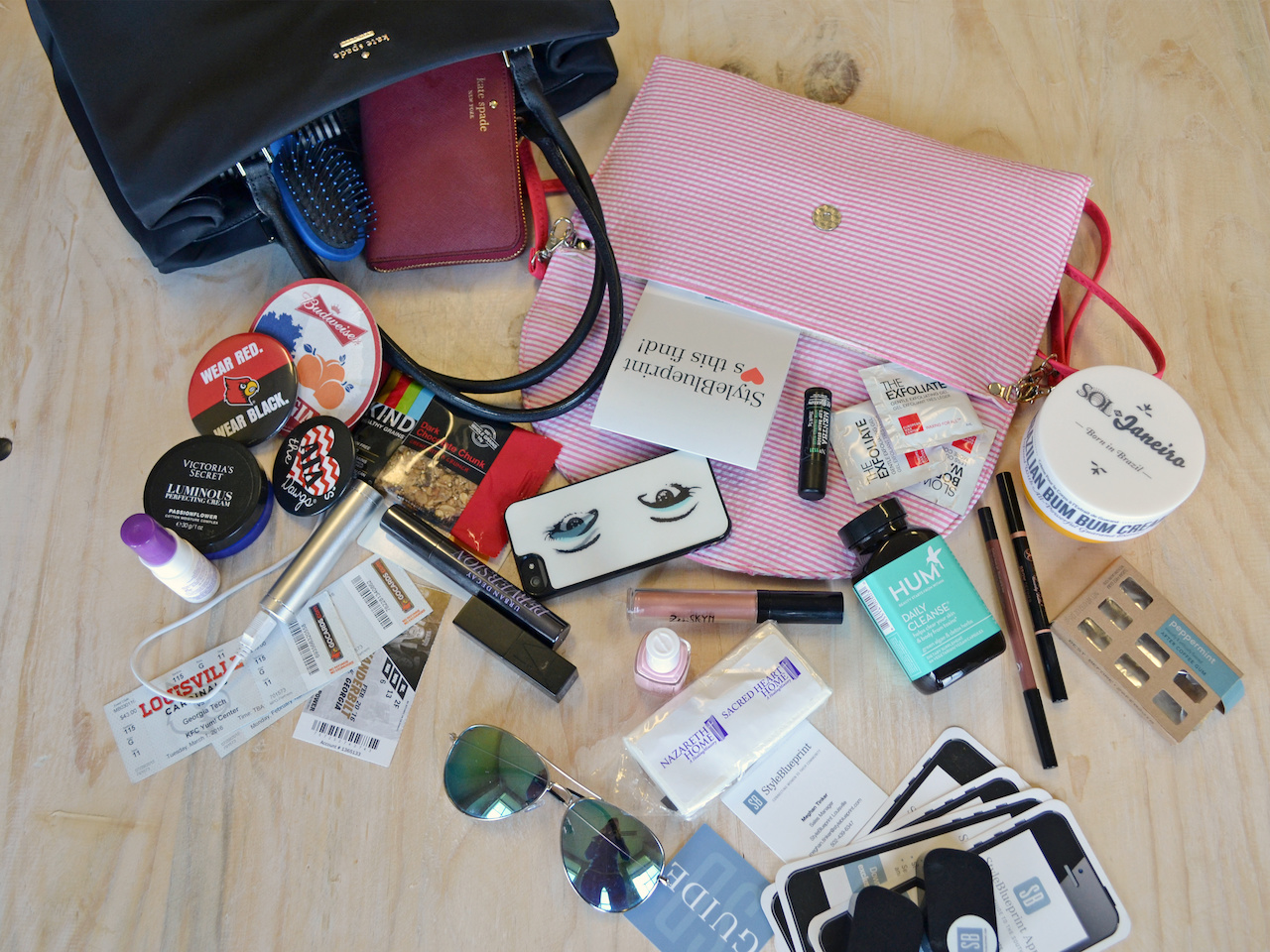 What's in our bag this summer?