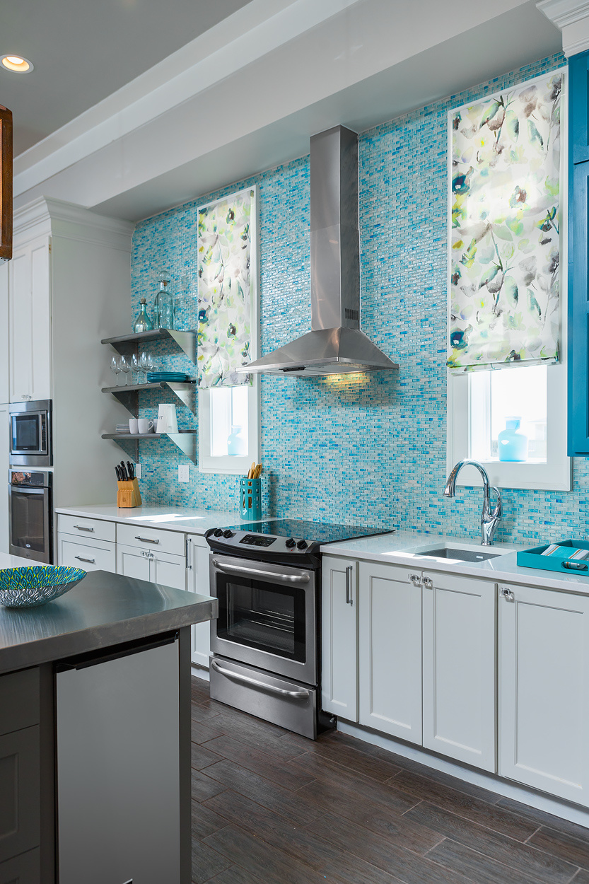 This Gorgeous Kitchen Is High Style Amp Low Budget