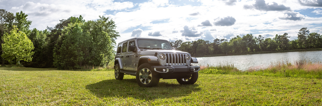 New Jeep Wrangler at Fox Motors