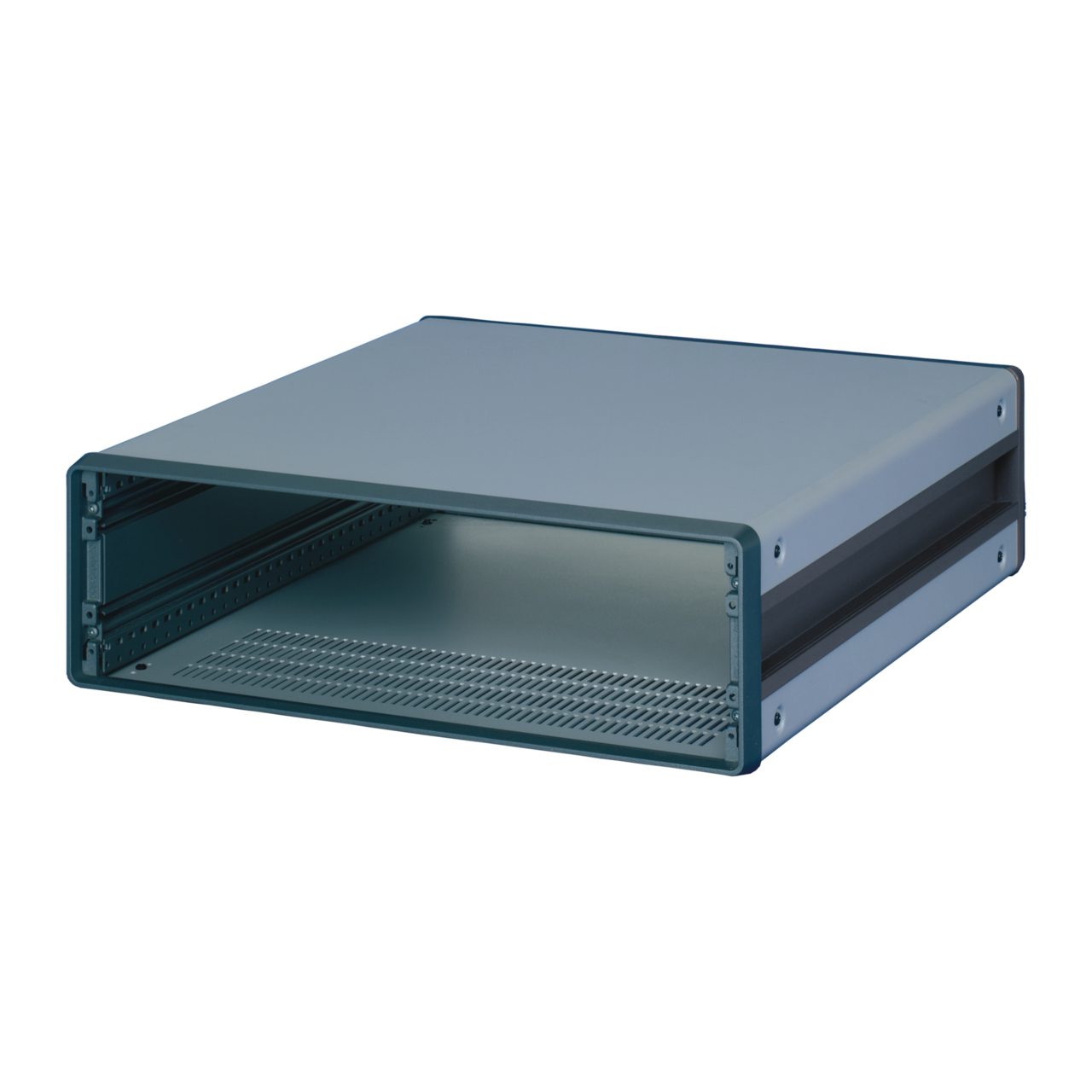 Image for CompacPRO, Case, Unshielded, Desktop from Schroff - Asia Pacific