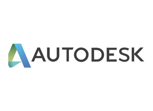 Autodesk text logo