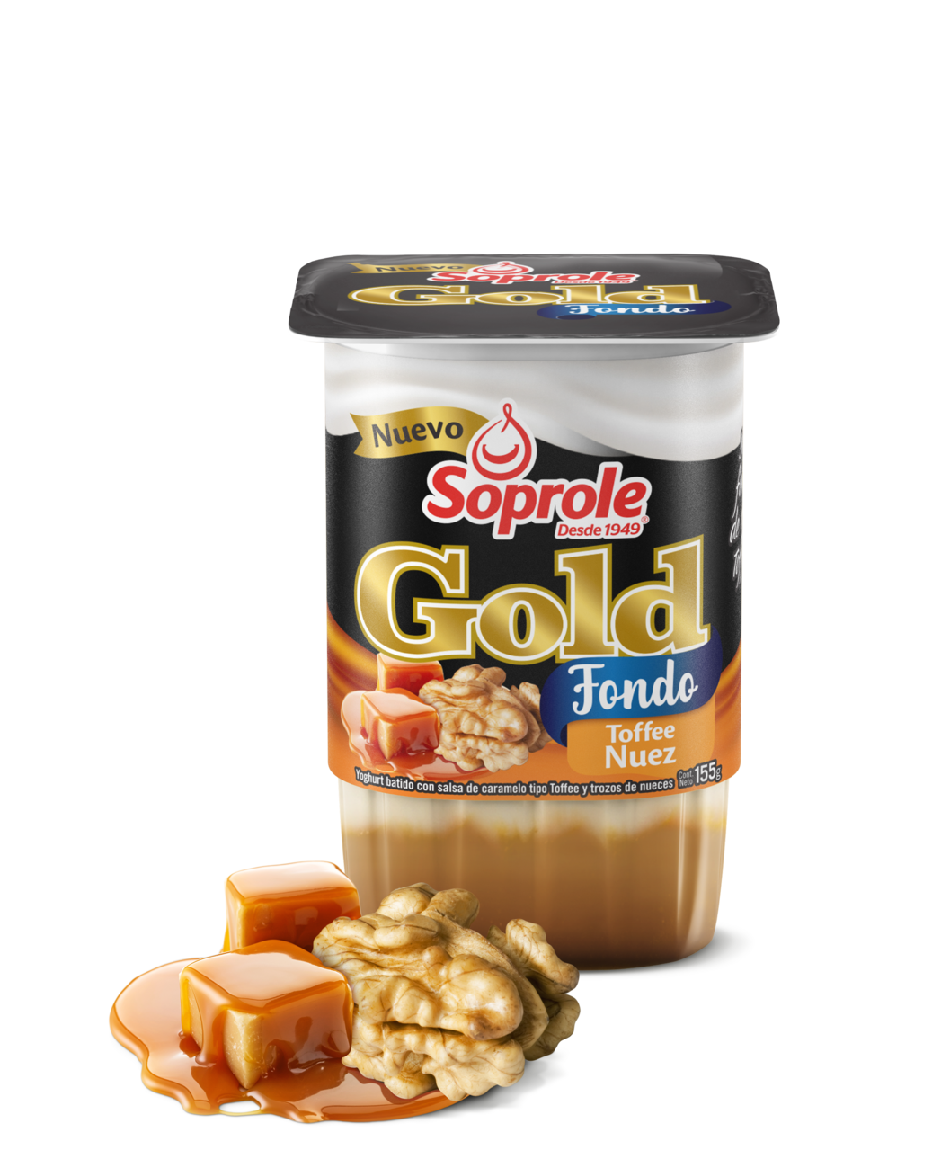 Soprole Gold Yoghurt Frutos Secos