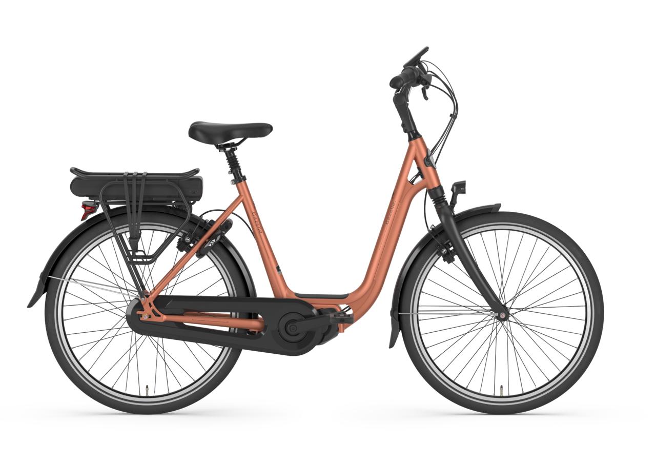 Wonderbaarlijk Lichtgewicht fiets kopen? Lichte fietsen vind je bij Gazelle LZ-23