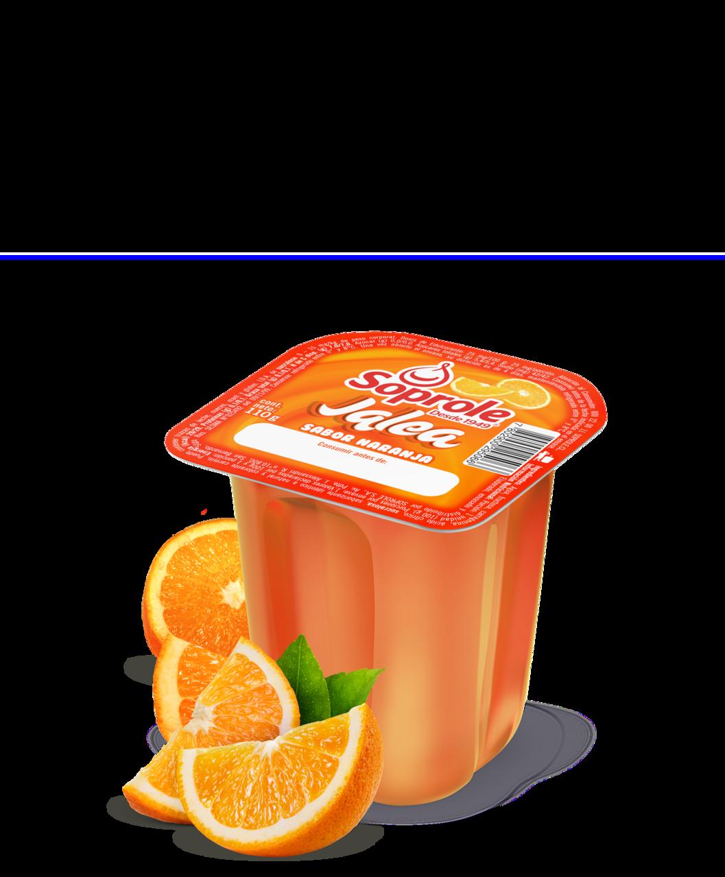 Soprole Jalea sabor Naranja